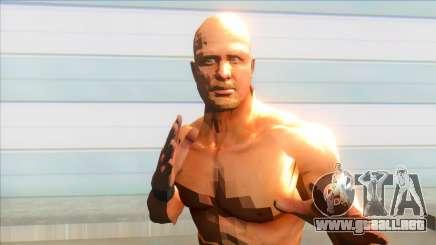 WWF Attitude Era Skin (stonecold) para GTA San Andreas