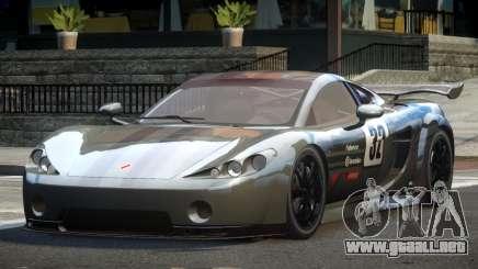 Ascari A10 GT Sport L10 para GTA 4