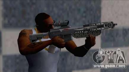 Modern Crossbow Ballesta para GTA San Andreas
