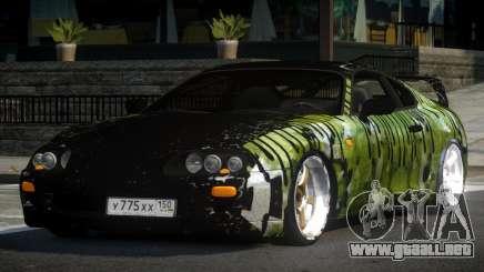 Toyota Supra RZ PJ10 para GTA 4
