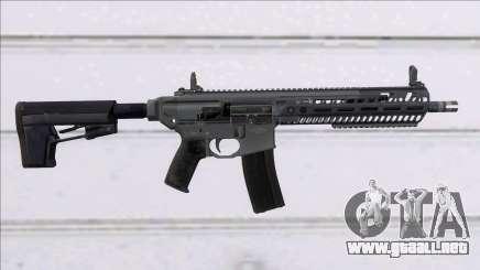 M13-MCX VIRTUS Assault Rifle para GTA San Andreas