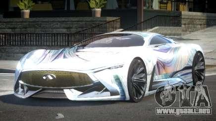 Infiniti Vision GT SC L4 para GTA 4