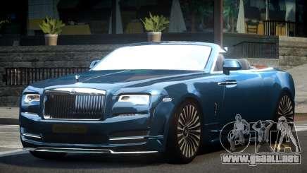 Rolls-Royce Dawn Onyx para GTA 4