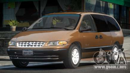 1998 Plymouth Grand Voyager para GTA 4