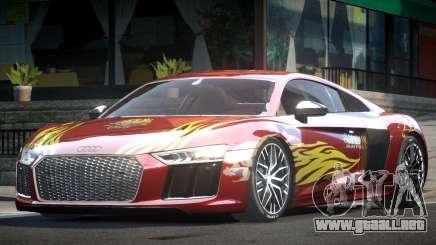 Audi R8 SP Racing L9 para GTA 4