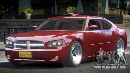 Dodge Charger RT V1.2 para GTA 4