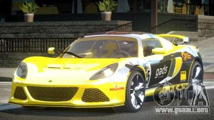 Lotus Exige ES L7 para GTA 4