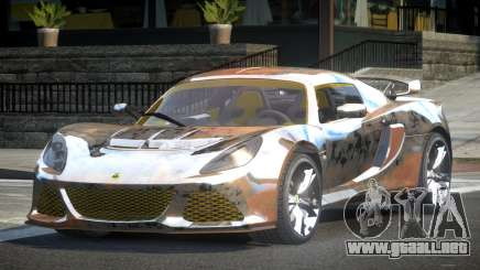 Lotus Exige ES Rusty L8 para GTA 4