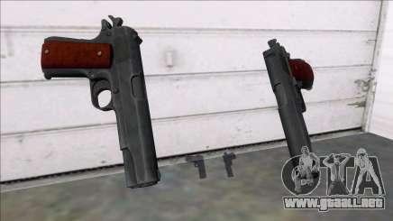 Screaming Steel M1911 para GTA San Andreas