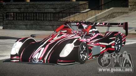 Radical SR3 Racing PJ9 para GTA 4