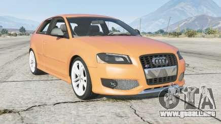 Audi S3 (8P) 2008 para GTA 5