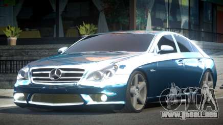 Mercedes-Benz CLS 63 GST para GTA 4