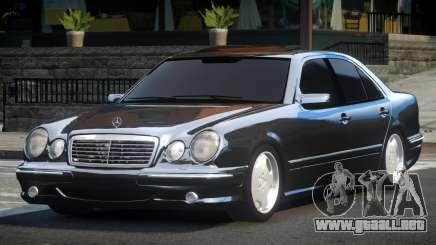 2002 Mercedes-Benz E55 para GTA 4