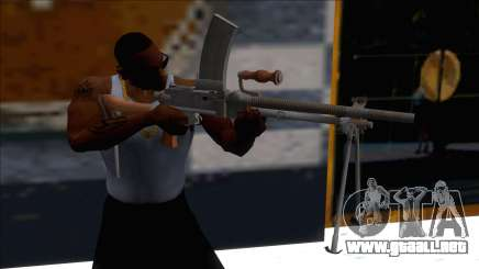 Rising Storm 1 Type-96 MG para GTA San Andreas