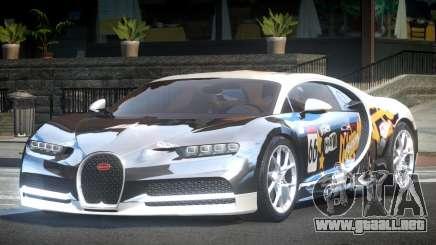 Bugatti Chiron GS L1 para GTA 4