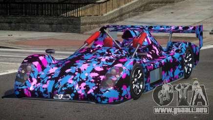 Radical SR3 Racing PJ7 para GTA 4