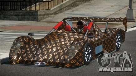 Radical SR3 Racing PJ1 para GTA 4