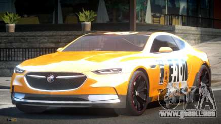 Buick Avista R-Tuned L1 para GTA 4