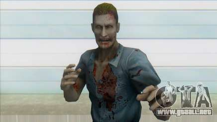 Zombies From RE Outbreak And Chronicles V6 para GTA San Andreas