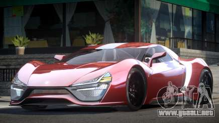 Trion Nemesis GT para GTA 4