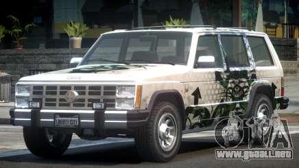 Canis Seminole Frontier L4 para GTA 4