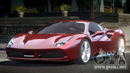 2015 Ferrari 488 para GTA 4