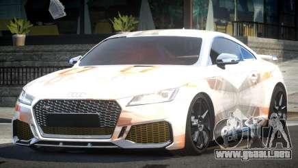 Audi TT Drift L2 para GTA 4