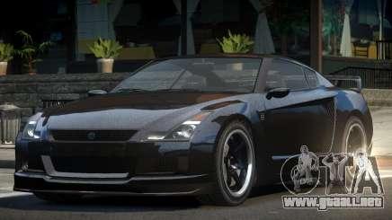 GTA 5 Annis Elegy RH8 para GTA 4