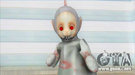 SlendyTubbies - Crawler 2D para GTA San Andreas