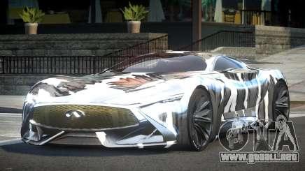 Infiniti Vision GT SC L2 para GTA 4