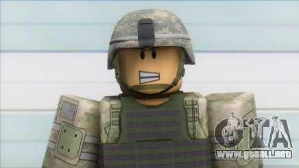 Roblox Army para GTA San Andreas