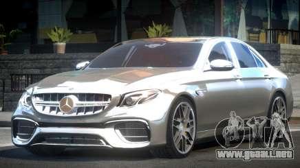 Mercedes Benz E63S AMG para GTA 4