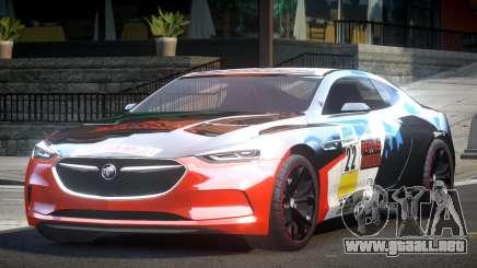 Buick Avista R-Tuned L5 para GTA 4