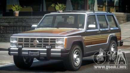 Canis Seminole Frontier L5 para GTA 4