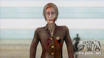 Zombies From RE Outbreak And Chronicles V11 para GTA San Andreas