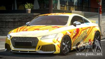 Audi TT Drift L5 para GTA 4