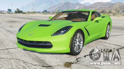Chevrolet Corvette Stingray (C7) 2013 para GTA 5