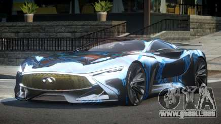 Infiniti Vision GT SC L8 para GTA 4