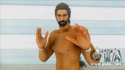 WWF Attitude Era Skin (steveblackman) para GTA San Andreas