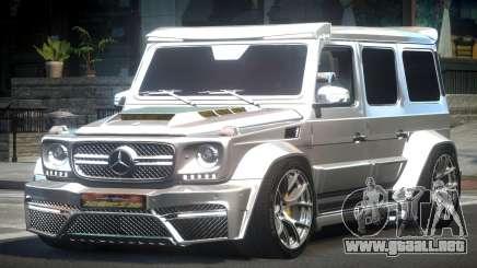 Mercedes Benz G7 E-Style para GTA 4