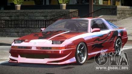 Toyota Supra GS Drift L1 para GTA 4