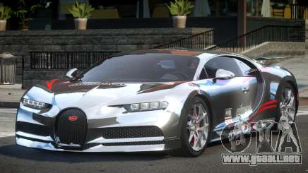 Bugatti Chiron ES L5 para GTA 4
