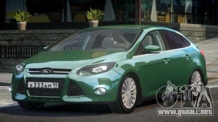 Ford Focus SD para GTA 4