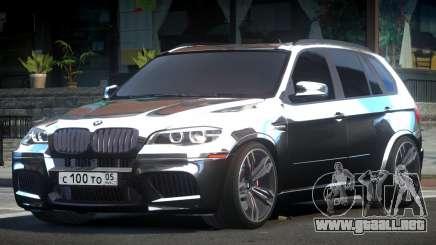 BMW X5M ES para GTA 4