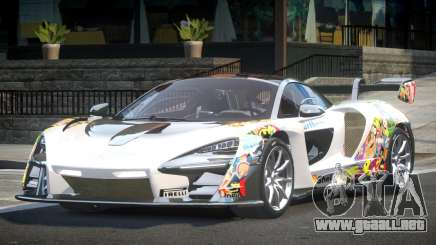 McLaren Senna R-Tuned L2 para GTA 4