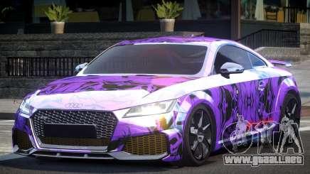 Audi TT Drift L10 para GTA 4