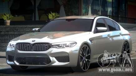BMW M5 F90 ES para GTA 4