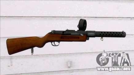 Screaming Steel MP-18 para GTA San Andreas