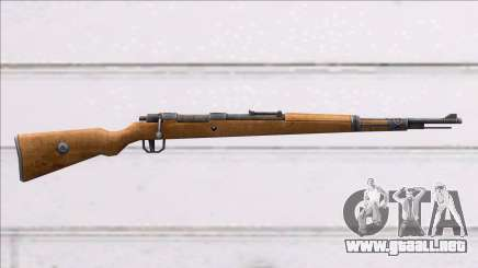 PUBG Kar98K Mauser para GTA San Andreas