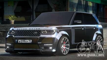 Range Rover Vogue GS para GTA 4